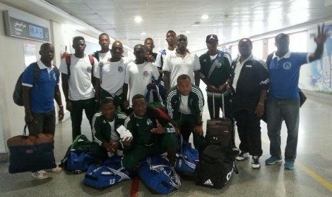 Coach Tetteh Names 21-man Squad Against Chad