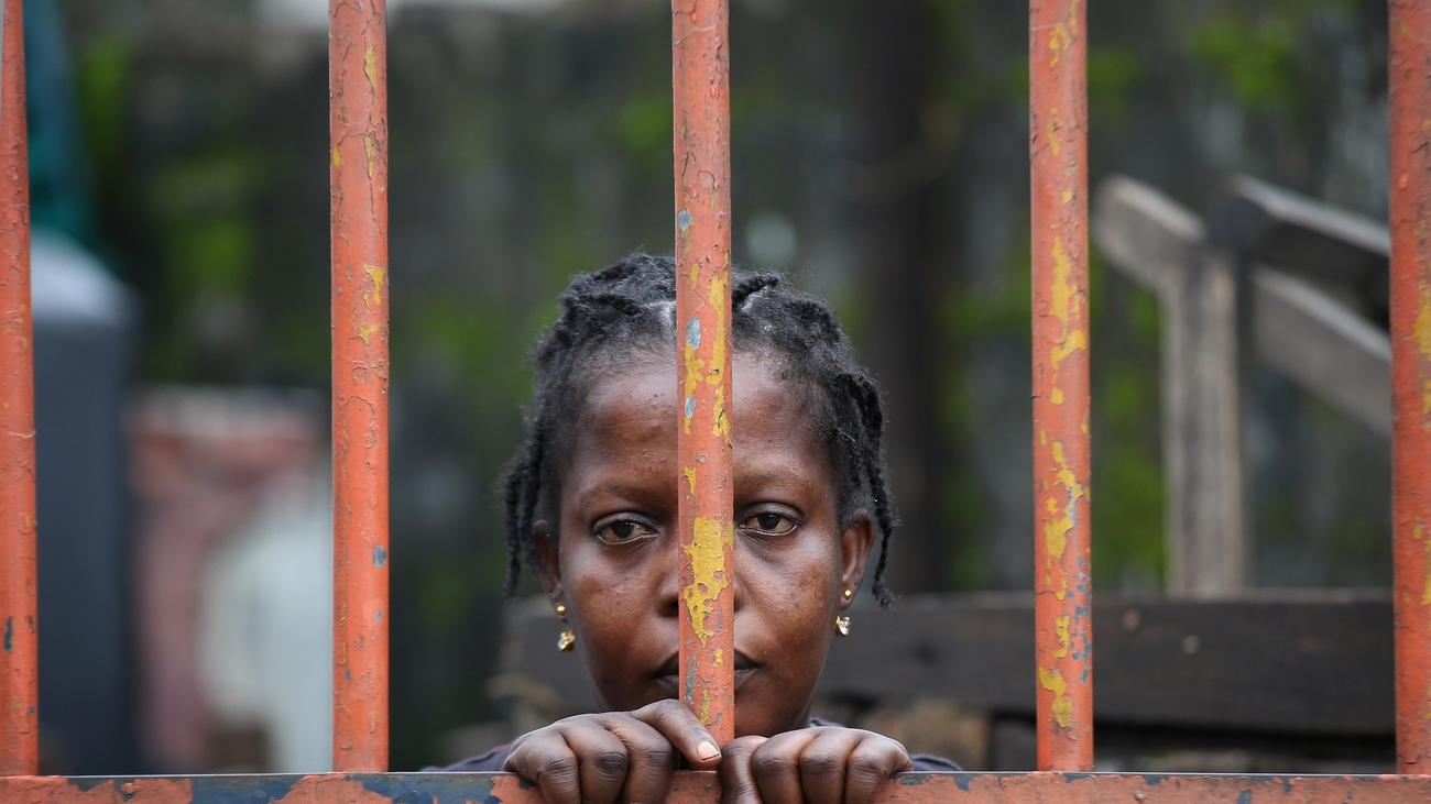 Ebola: Life in quarantine