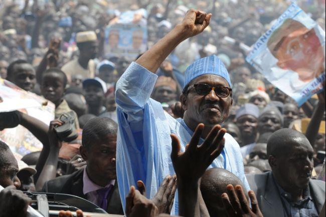 General Muhammadu Buhari  Wins