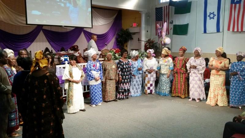 UCM  Women. Photo: James Fasuekoi/The AfricaPaper