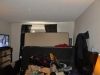 Collins' room after police search. Photo (c) The AfricaPaper