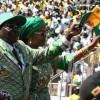 Zimbabwe  Ends Voting