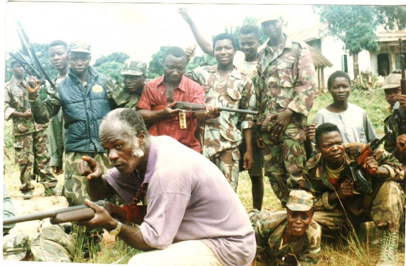 Image result for mercenary troops in sierra leone