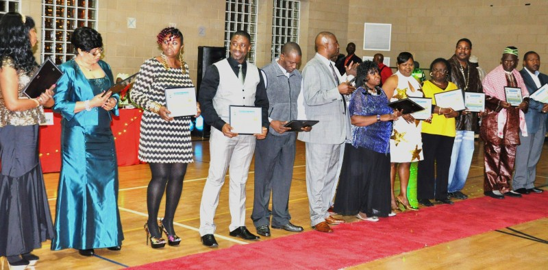 Sierra Leonean Organization Honors Community Leaders