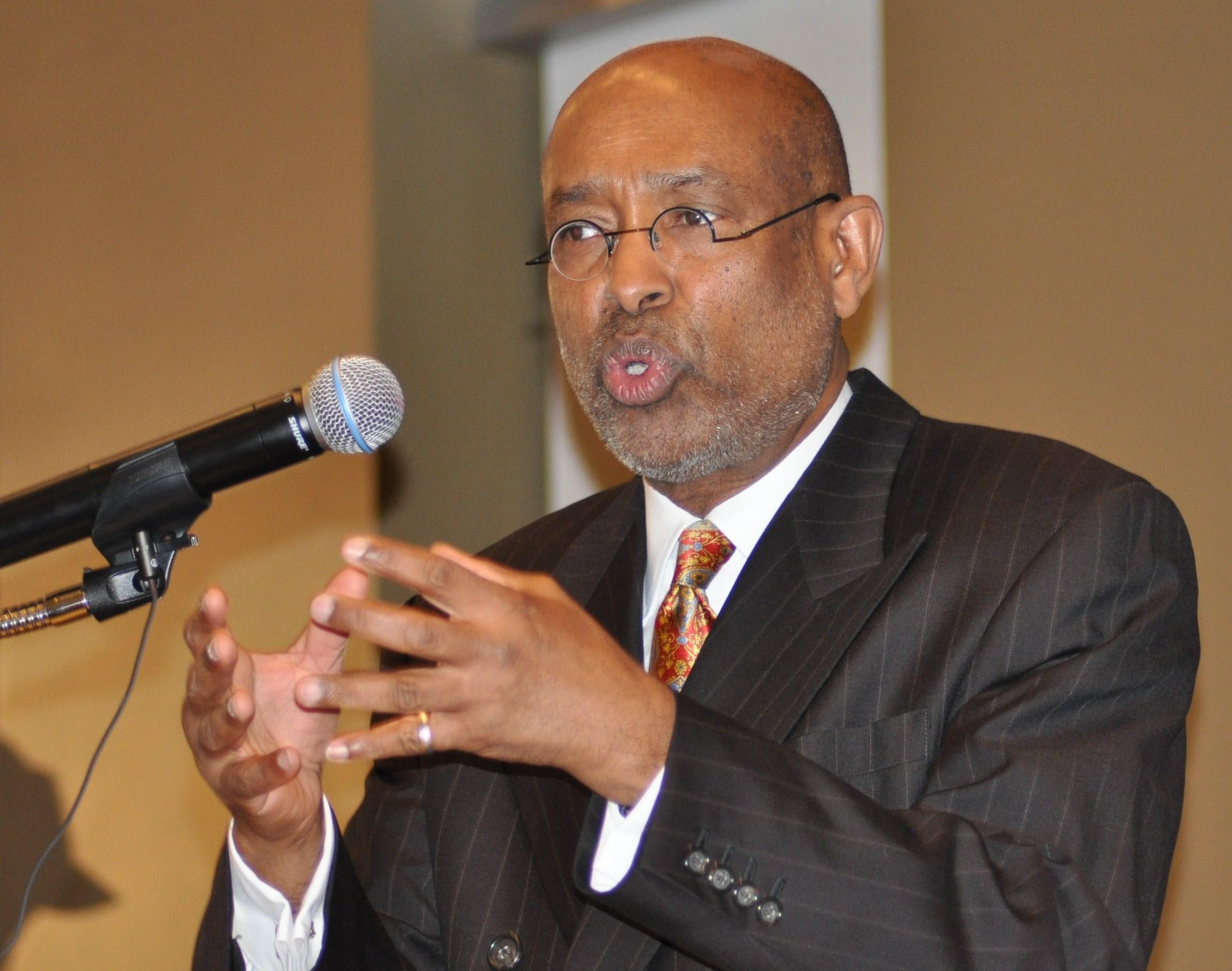 Prof. Ahmed I. Samatar