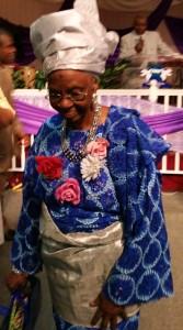 An elder of UCMPastor Goke Odujole the UCM Women. Photo: James Fasuekoi/The AfricaPaper