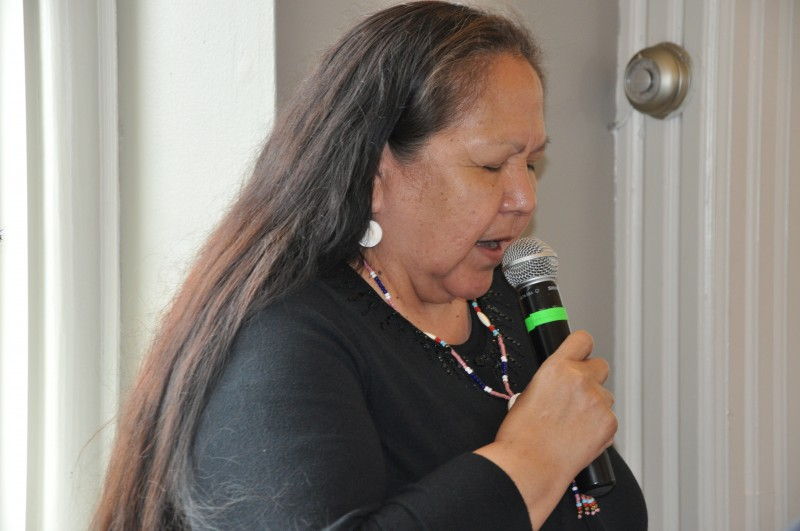 Linda Eagle. Photo: ISsa Mansaray /The AfricaPaper