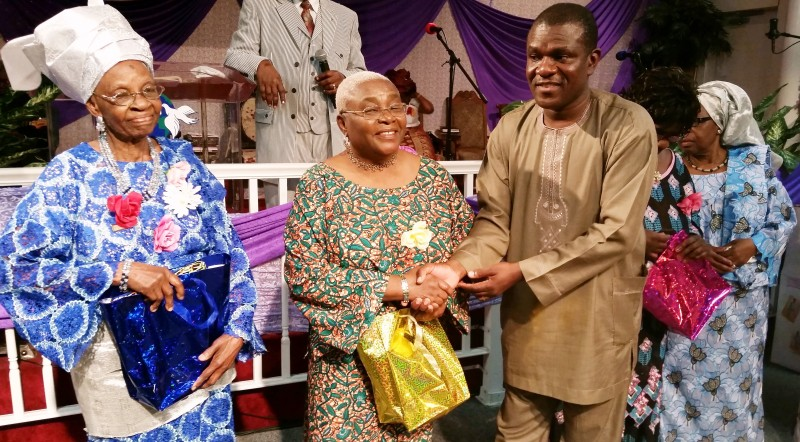 Pastor Goke Odujole the UCM Women. Photo: James Fasuekoi/The AfricaPaper