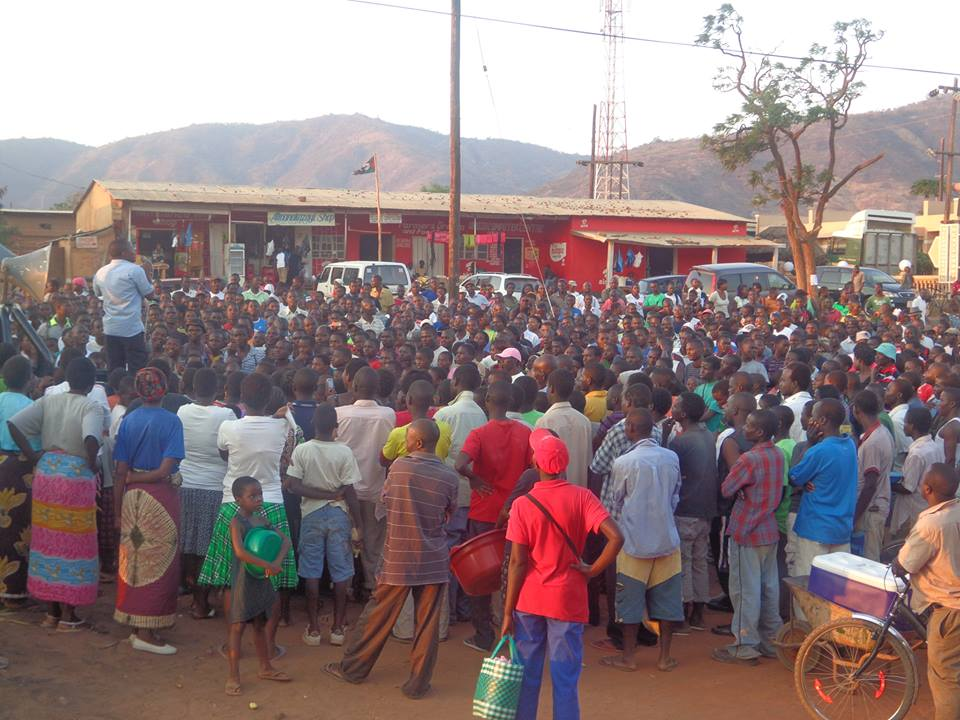 Thousands of Malawians voted for a president to address their development needs. Photo: Henry Mhango/The AfricaPaper