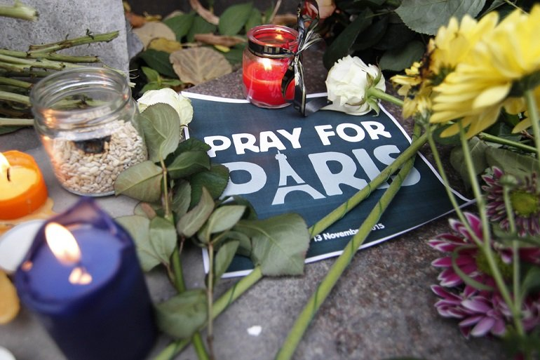 Paris Attack. Photo:  Furyk Nazar / Shutterstock
