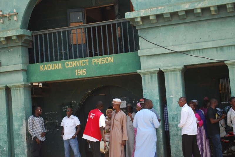 Kaduna Covict Prison. Photo: Mohammad Ibrahim /The AfricaPaper