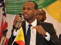 Abdi Mahad, Head of the ESKS Administrative Bureau of Jigiga. Photo: ISsa Mansaray/The AfricaPaper