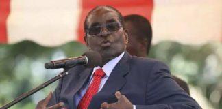 Ex-president Robert Mugabe of Zimbabwe. Photo: Henry K Mhango/The AfricaPaper.