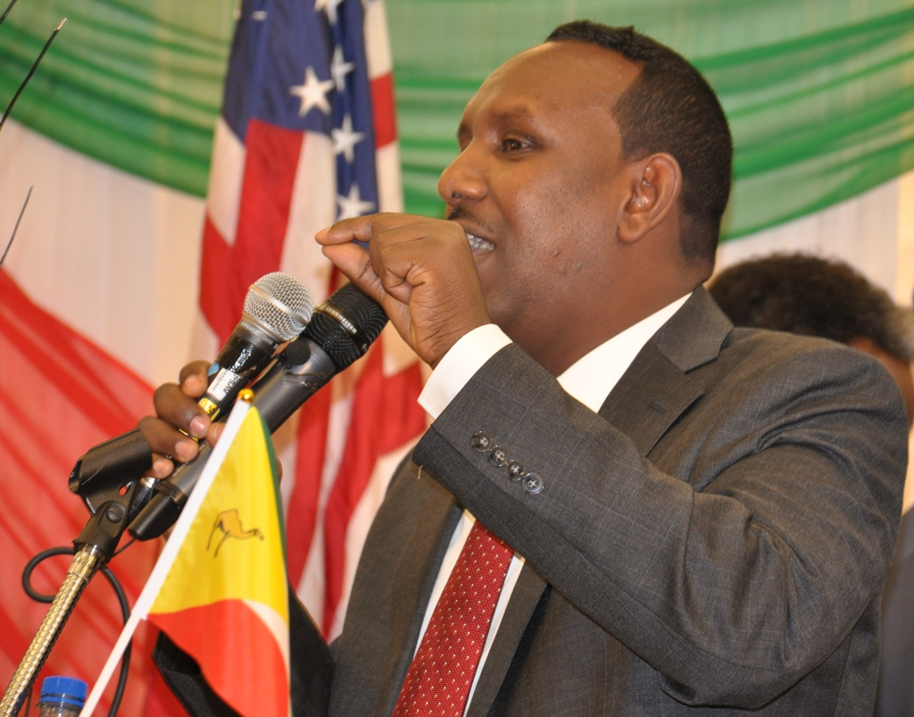 Hon. Khadar Abdi Ismali. Photo: Issa Mansaray/The AfricaPaper