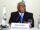 DR. AMOS C. SAWYER. Photo: Abubakarr Kamara/The AfricaPaper