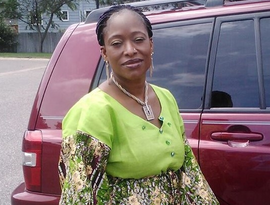 Mrs. Joyce Jaywheh, 53, ghastly murdered at dawn on March 24 in Liberia. Photo: File/The AfrIcaPaper