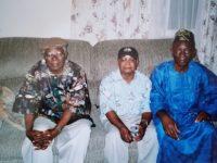 Alfred Kabba Bangura, Pastor Komboh, and Alhaji Yayah Kabba. Photo: Family/The AfricaPaper