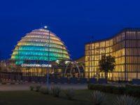 Kigali Convention Centre, Rwanda. Photo: Anthony A. K. Kamara, Jnr / The AfricaPaper.