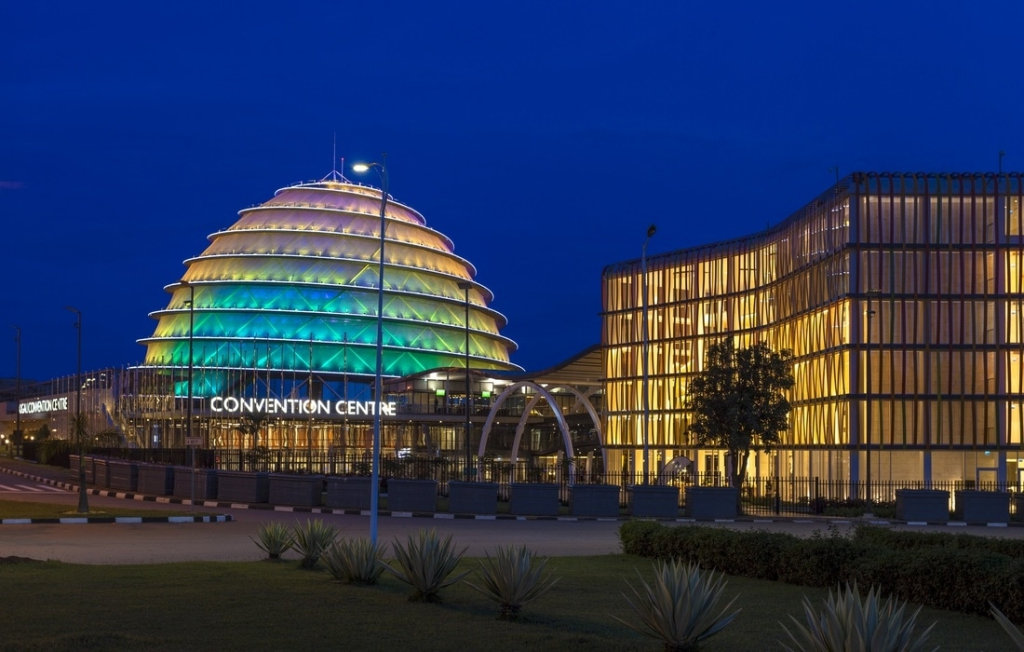 Kigali Convention Centre, Rwanda. Photo: Anthony A. K. Kamara, Jnr / The AfricaPaper.