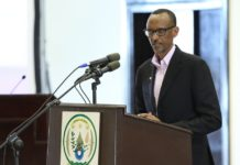 President Paul Kagama of Rwanda. Photo: Anthony A. K. Kamara, Jnr / The AfricaPaper.
