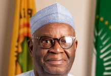 Ambassador Ibrahim Gambari. Photo: Kola King / The AfricaPaper