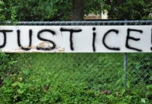 Seeking Justice for George Floyd in Minnesota. Photo: Issa Mansaray /The AFricaPaper
