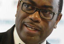 AfDB President, Akinwunmi Adesina.