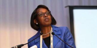 Dr. Matshidiso Moeti, WHO's Regional Director for Africa